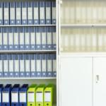 トランクルームの活用例① 会社の法定保管書類の置き場として