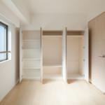 狭い部屋の収納アイデア