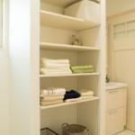 洗面所でDIY!収納棚を作るのに便利なアイテムは?