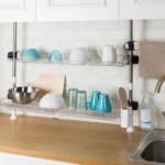 キッチンに壁掛けタイプの収納ラックをおすすめする3つの理由